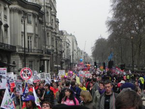 No austerity and no cuts means no capitailsm